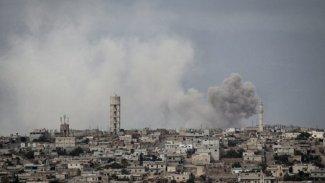 Soçi görüşmeleri öncesinde İdlib'te çatışmalar yoğunlaştı