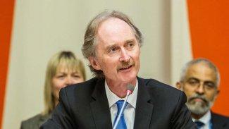 BM Suriye Özel Temsilcisi'nden Anayasa Komitesi çağrısı