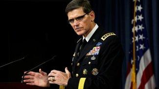 CENTCOM Komutanı: DSG tek başına IŞİD ile mücadele edemez