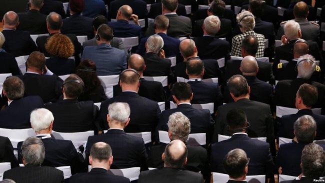 Münih Güvenlik Konferansı başladı