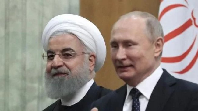 Putin ve Ruhani'den İdlib mesajı: 'Teröristler askeri operasyonla temizlenmeli'