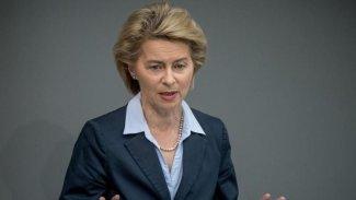 Almanya Savunma Bakanı: Kürtler'e desteği sürdüreceğiz