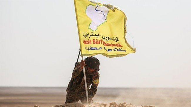 DSG, Suriye'de son bölgeyi IŞİD'den kurtardı