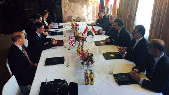 İngiliz Bakan: Güçlü ilişkilerimizin olduğu Kürdistan'a destek vermeye devam edeceğiz