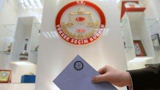 YSK: 91 bin seçmenin kaydı donduruldu