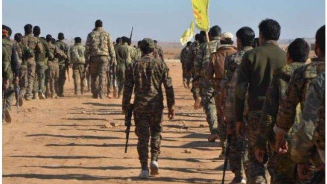 DSG: IŞİD yarım kilometrelik alana sıkıştı