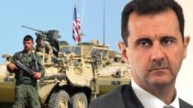 Esad'tan Kürtlere: Sizi ABD değil, Suriye Arap Ordusu koruyacak