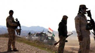 Kerkük'te IŞİD saldırısı: 5 Irak askeri öldürüldü