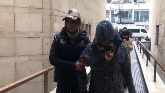 Kırmızı bültenle aranan IŞİD'liler yakalandı