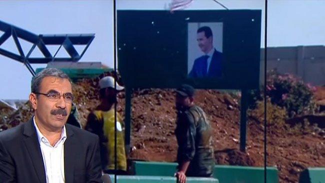 Aldar Xelil'den Avrupa'ya: Ya siz ya da Esad!