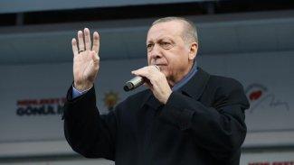 Erdoğan'dan Suriye'ye operasyon sinyali