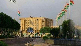 Kürdistan Parlamentosu'nda oturum başladı