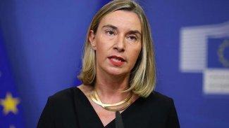 Mogherini: Venezuela'ya yeni yaptırımlar gelebilir