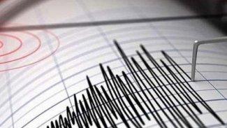 Van'da deprem