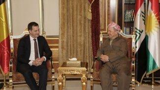 Belçika'dan Başkan Barzani'ye: Ortaklığımıza bağlı kalacağız