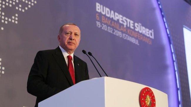 Erdoğan: Bu millet hiç soykırımda bulunmamıştır