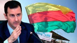 Esad'ın danışmanından 'Kürtlere Özerklik' açıklaması