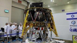 İsrail, Ay'a göndereceği uzay mekiği için gün sayıyor