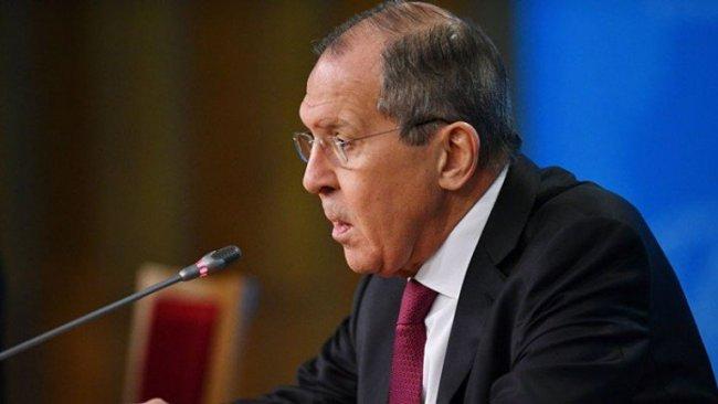 Lavrov: Suriye ve Türkiye arasında Adana Anlaşması temelinde mutabakat sağladık