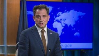 ABD Dışişleri Sözcüsü: Suriye'yi bölme Planımız yok