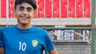 Amedspor'un 14 yaşındaki genç yeteneği Beşiktaş'ta