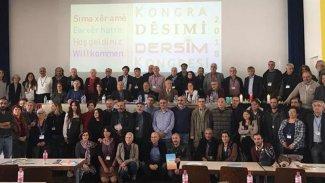 Dersim Meclisi: Dersim'de yerel yönetimler (Belediyecilik) üzerine
