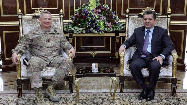Mesrur Barzani: Kürtlerin hakları ve güvenliği garanti altına alınmalı