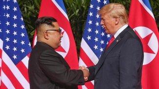 Trump'tan Kuzey Kore açıklaması: Baskı yok