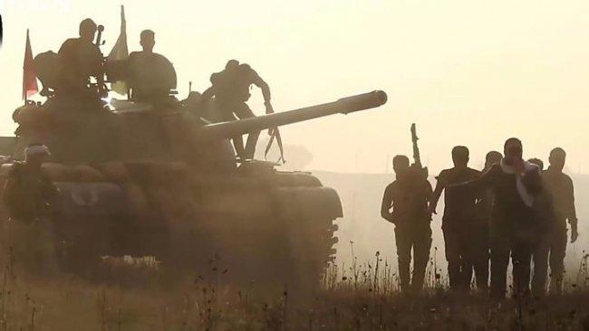 Haşdi Şabi ile IŞİD arasında şiddetli çatışma: 8 ölü