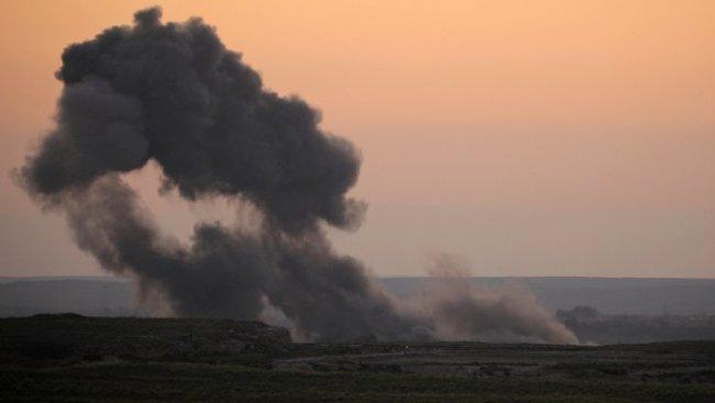 Suriye'de bomba yüklü araçla saldırı