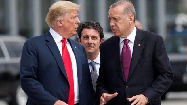 Trump ve Erdoğan Telefonda Görüştü