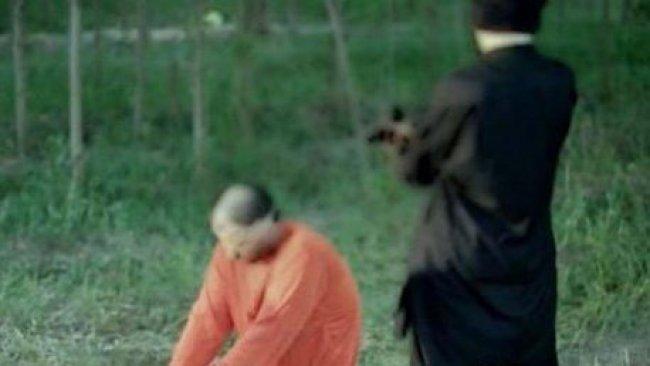 IŞİD'in infazcısı Irak'ta yakalandı