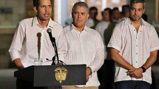 Kolombiya: Her türlü şiddet olayından Maduro sorumlu olacak