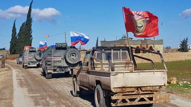 Rus askeri polis başkanı: Menbiç'te en yakın işbirliğimiz DSG'den Kürtlerle