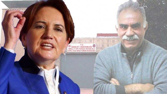 Akşener'den İmralı iddiası: Görüşmeler başladı