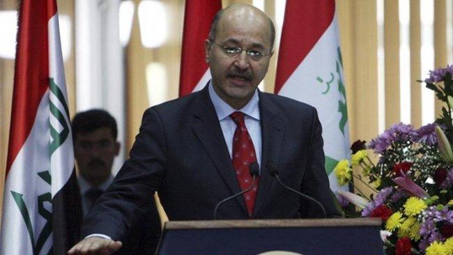 Berhem Salih: Irak'ı hedef alan IŞİD'cileri yargılayacağız
