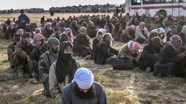 DSG, 280 IŞİD teröristini daha Irak'a teslim etti