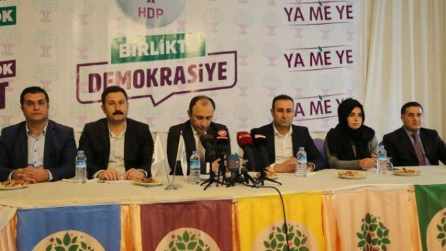 HDP'den Urfa kararı.. Adaylar geri çekildi!