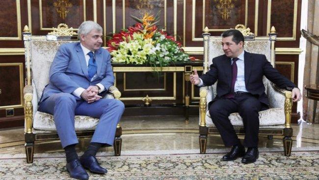 Mesrur Barzani: Suriye'de Kürtlerin hakları garanti edilmeli