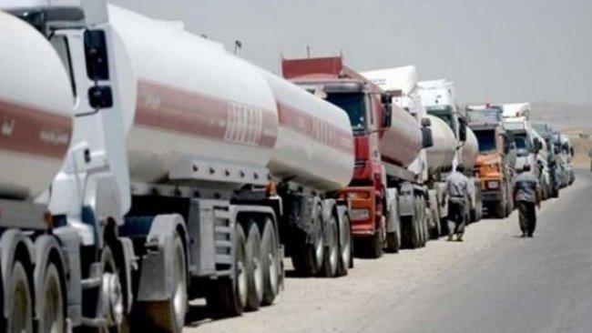 İran malları Kürdistan Bölgesi'nden Suriye'ye taşınabilecek