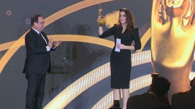 Uluslararası Şifa Gerdi Ödülü Erbil'de sahibini buldu