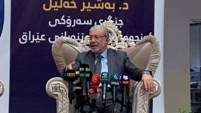 Beşir Haddad: Kürdistan şimdi daha güçlü
