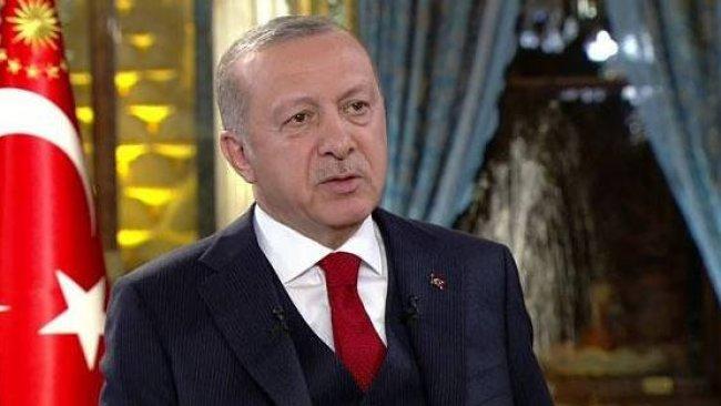 Erdoğan: Güvenli bölgeyi Almanya ve Fransa'ya bırakamayız