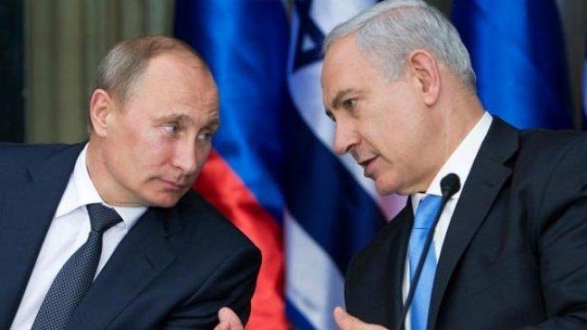 Netanyahu Putin ile Suriye'deki İran varlığını görüşecek