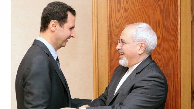Beşar Esad, İran Dışişleri Bakanı Cevad Zarif'i Suriye'ye davet etti