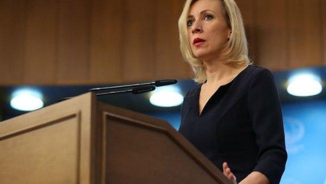 Zaharova: Soçi mutabakatı tamamen uygulanmıyor