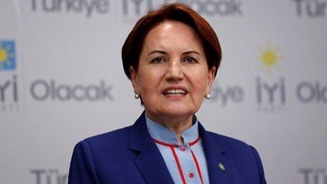 Akşener: 'HDP eşittir PKK' diyorsanız gereğini yapmalısınız