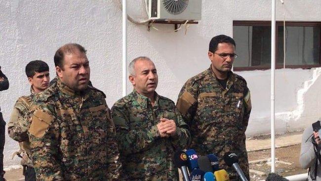 DSG: Bağuz'a operasyon başladı