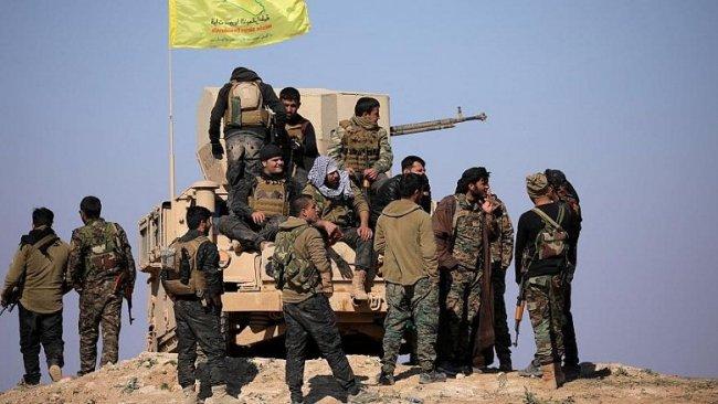 DSG, Bağuz'daki son sivil grubu çıkardı
