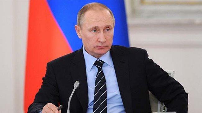 Putin'den Suriye'de çözüm için Uluslararası Plan